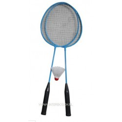 Badmintonset 3 dlg